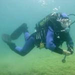 Нуркање во Охридско Езеро